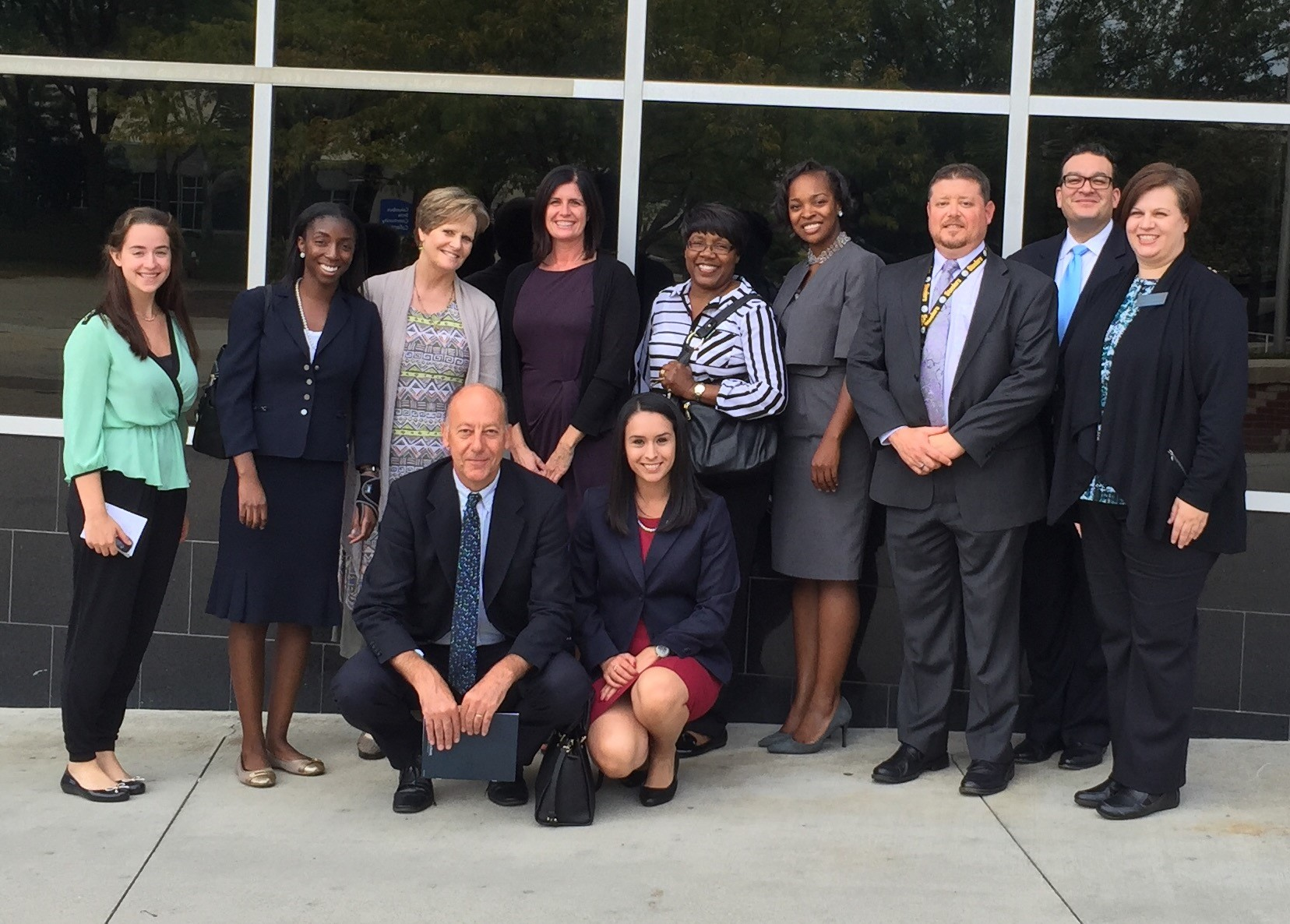 Federal delegation tours Ohio Reach grantee Columbus State