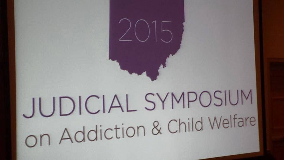 Judicial symposium focuses on child welfare, addiction